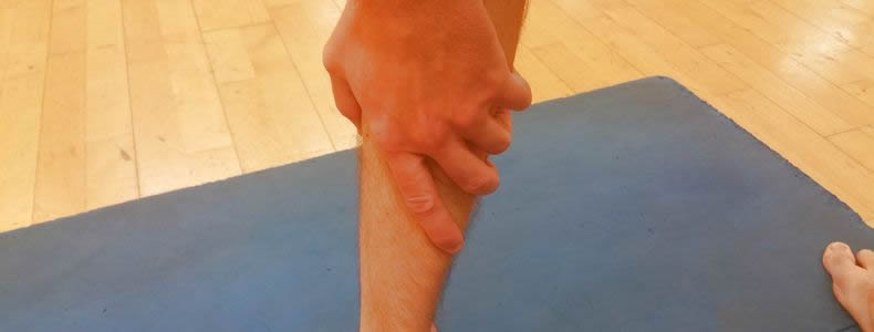 Calf Muscle Strain