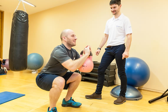 Physiotherapy Rehabilitation at MyPhysio Cork